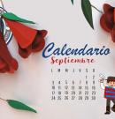 Calendario Mes de Septiembre