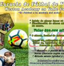 Escuela de Fútbol Weston Academy en Valle Grande de Verano
